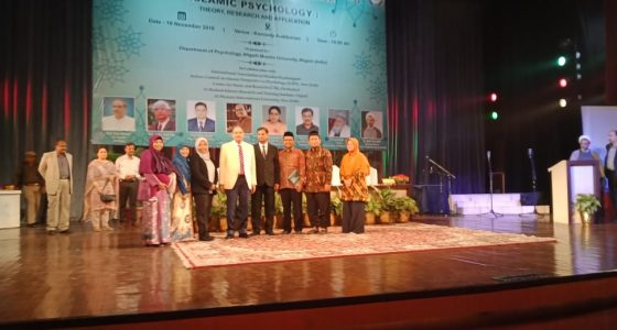 Dosen Psikologi UMS Hadiri International Conference on Islamic Psychology 2 India